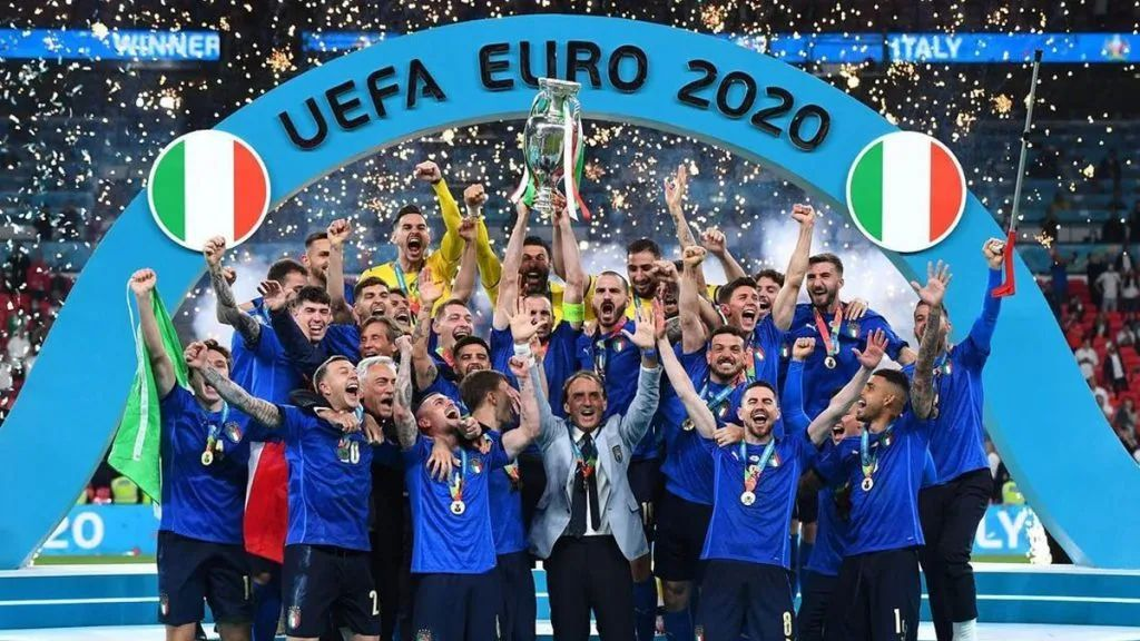 意大利队勇夺欧洲杯冠军的密码,论战术的一致性的重要性
