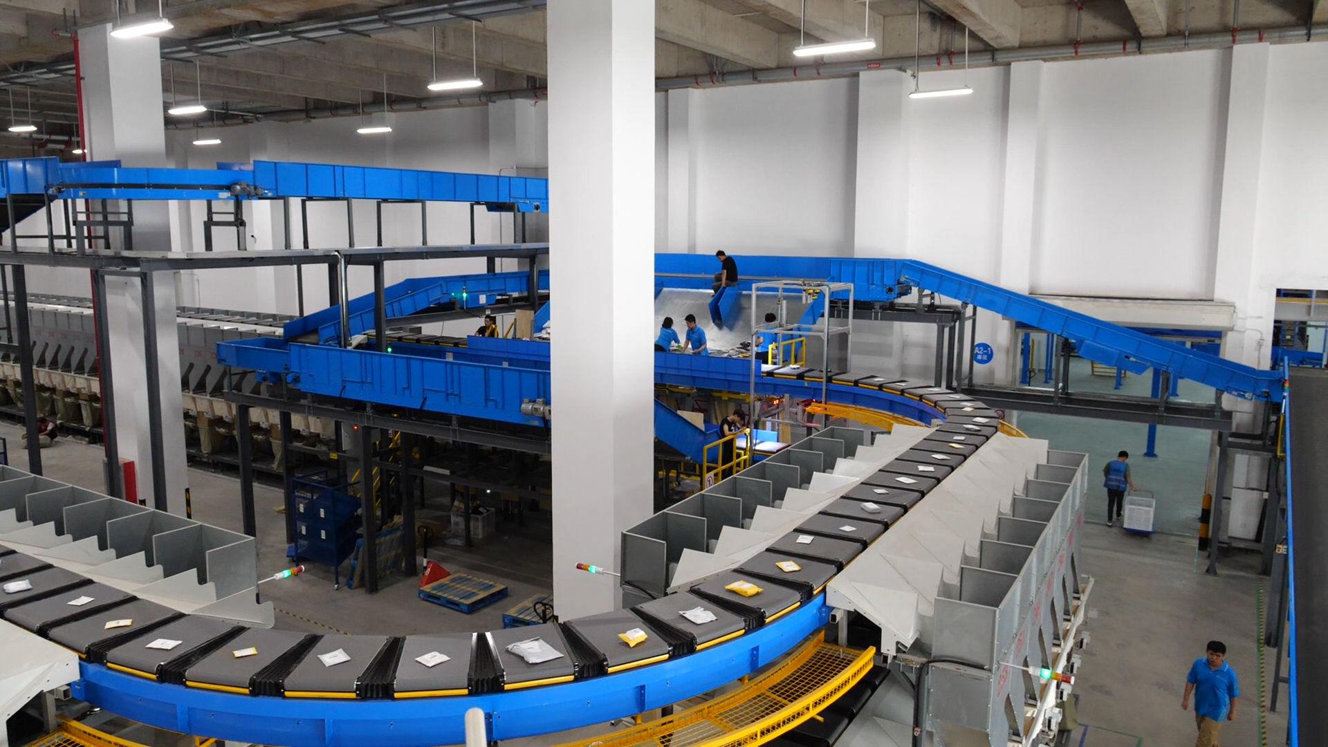 2021年8月中国通用仓储市场动态报告