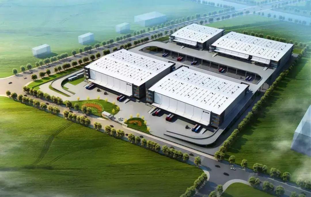 消息称京东拟以每股4.35港元价格收购中国物流资产