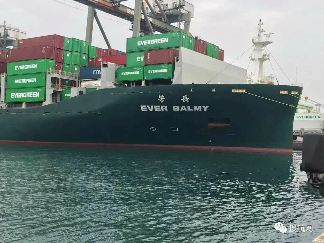 又一集装箱船多名船员确诊,中断航行!半个月已有5艘集装箱出现阳性病例