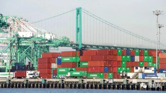 需求持续旺盛,全球海运拥堵状况将持续到2022年夏天乃至整个2022年