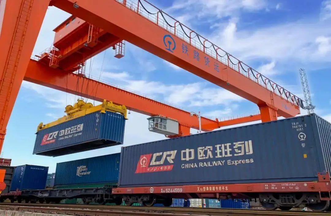 国家发改委:中欧班列彰显供应链强韧性
