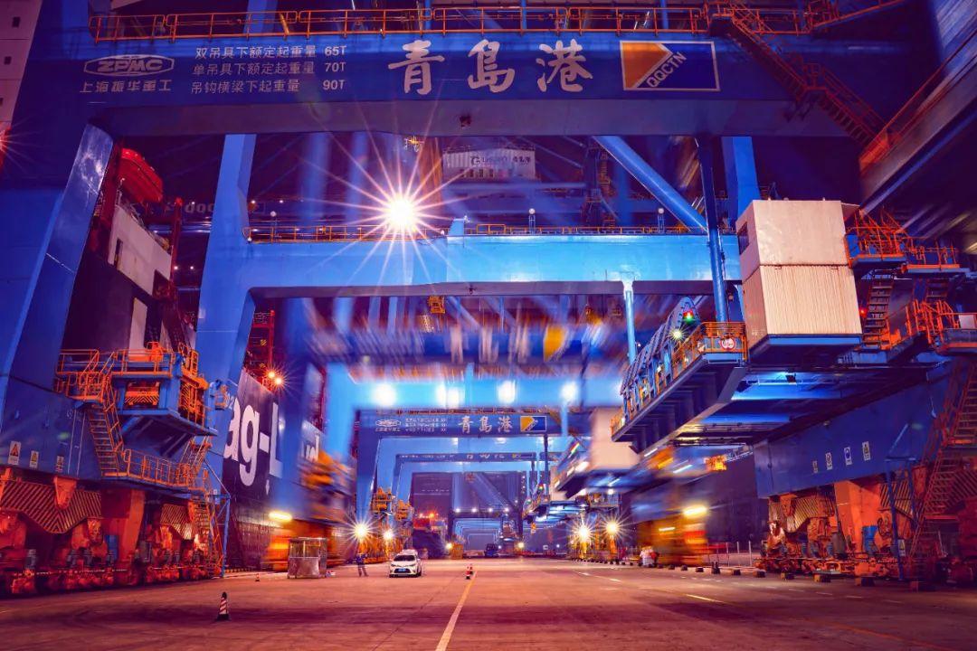 """起底中国各大自动化码头,""""首个""""竟然这么多?"""